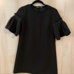 Ina Fashion Black Dress Size Small